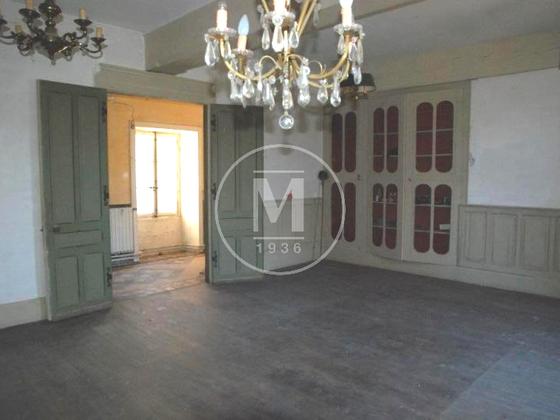 Vente manoir 8 pièces 230 m2