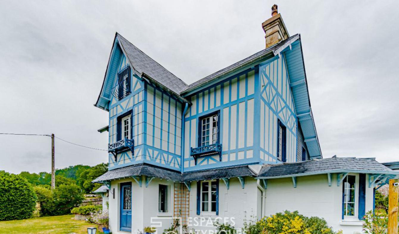 House Le Mesnil-Eudes