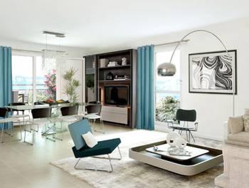 Appartement 5 pièces 103,25 m2