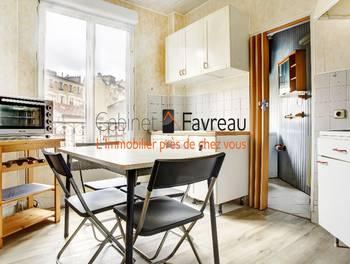 Appartement 2 pièces 25,6 m2