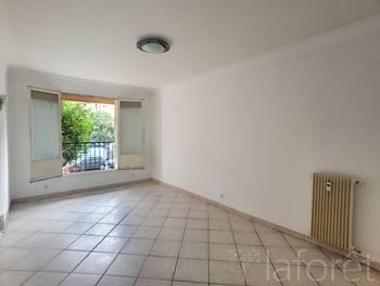 Appartement 2 pièces 47,36 m2