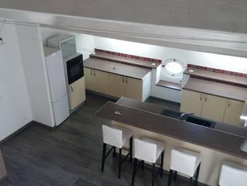 Appartement meublé 2 pièces 55,35 m2
