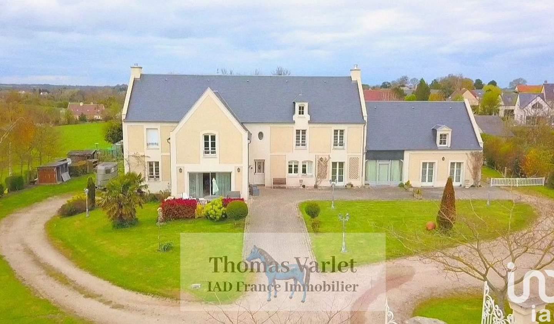 Maison avec terrasse Secqueville-en-Bessin