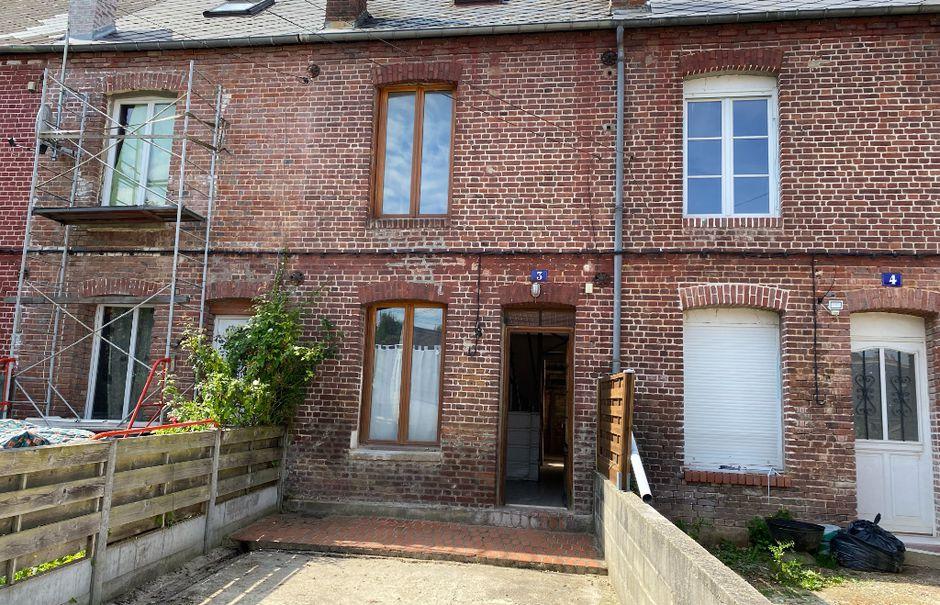 Vente maison 3 pièces 50 m² à Incheville (76117), 77 000 €