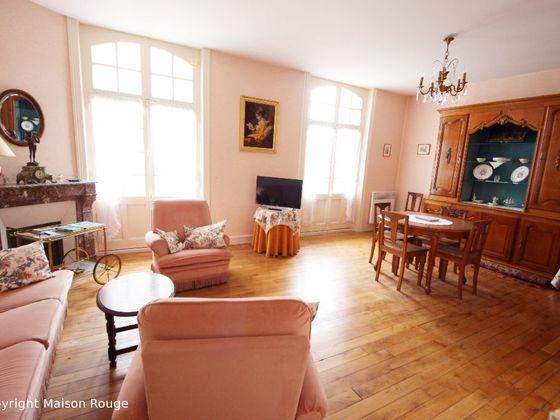 Vente appartement 5 pièces 121,12 m2