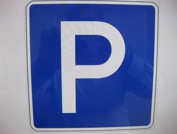 Parking 13,75 m2