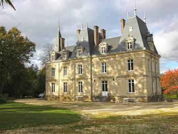 Château 17 pièces 480 m2