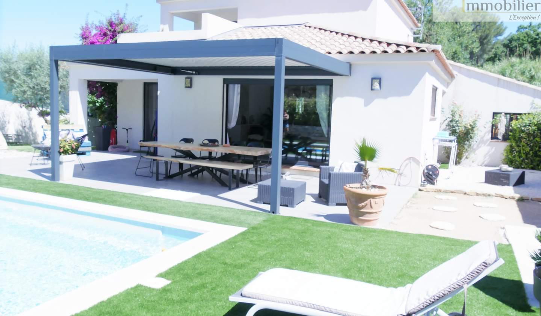 Maison avec piscine et terrasse Saint-Cyr-sur-Mer