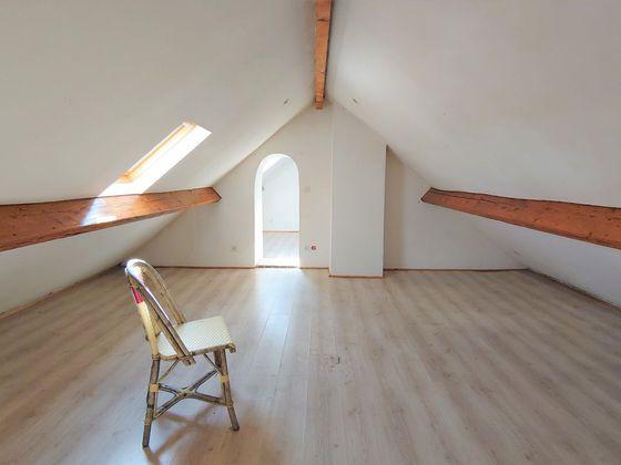 Vente duplex 4 pièces 79 m2