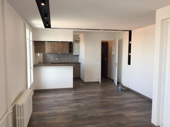 Location appartement 3 pièces 63,62 m2