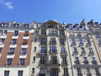 Appartement 2 pièces 47,02 m2