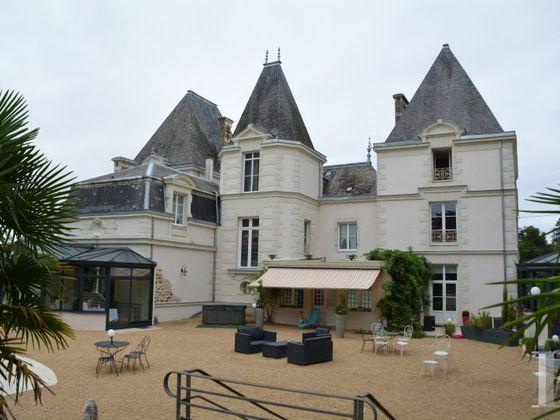 vente Château 20 pièces 600 m2 Laval