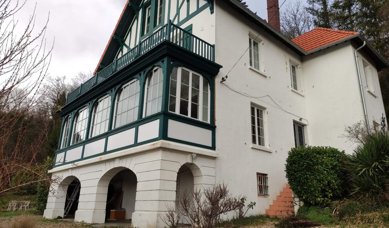 Maison avec terrasse Le Trait