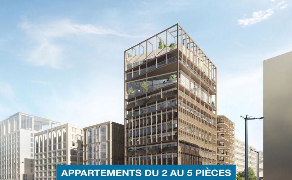 L'AUTRE RIVE - Appartements Neufs