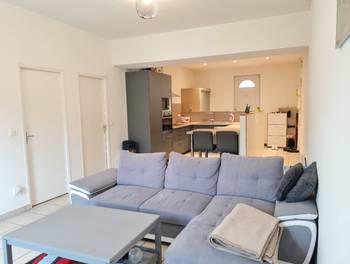 Appartement 2 pièces 59,4 m2