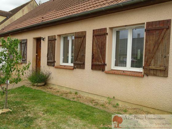 Vente maison 7 pièces 124,14 m2