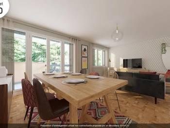 Appartement 4 pièces 109,82 m2