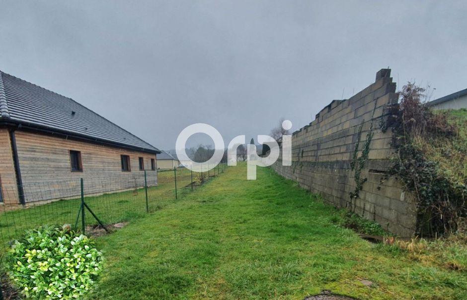 Vente terrain  2622 m² à Sainte-Fortunade (19490), 45 000 €