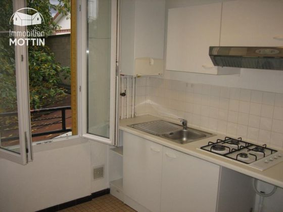 location Studio 27 m2 Vitry-sur-Seine