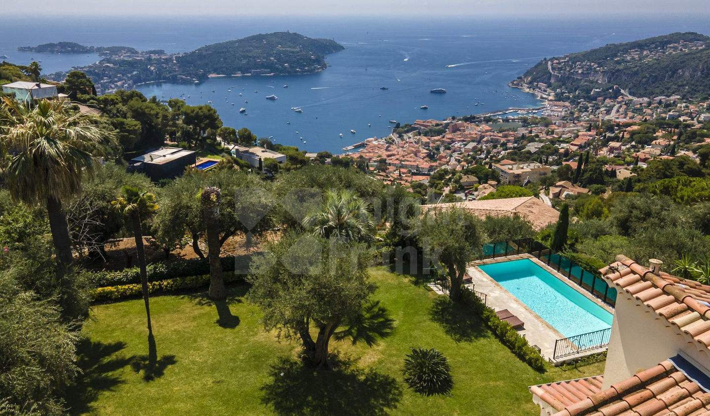 Villa with pool and terrace Villefranche-sur-Mer