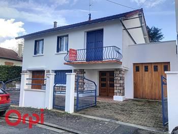 Maison 5 pièces 82,64 m2