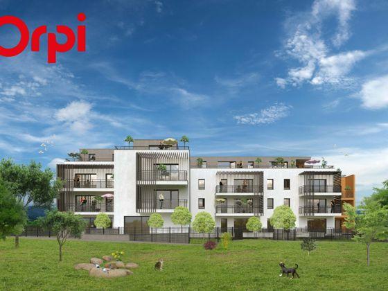 Vente appartement 2 pièces 52,15 m2