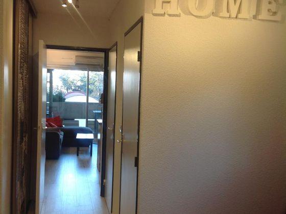 Location appartement meublé 2 pièces 37 m2