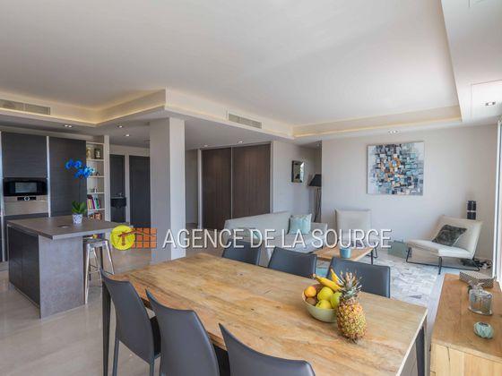 Vente appartement 4 pièces 99,2 m2