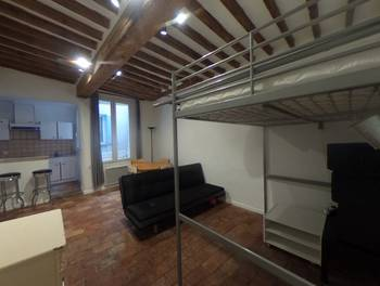 Studio meublé 26,2 m2