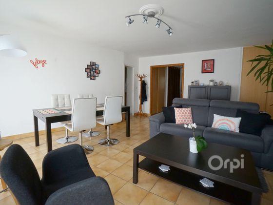 Vente appartement 3 pièces 77,68 m2