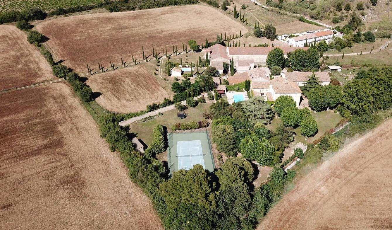 Propriété avec piscine et jardin Montady