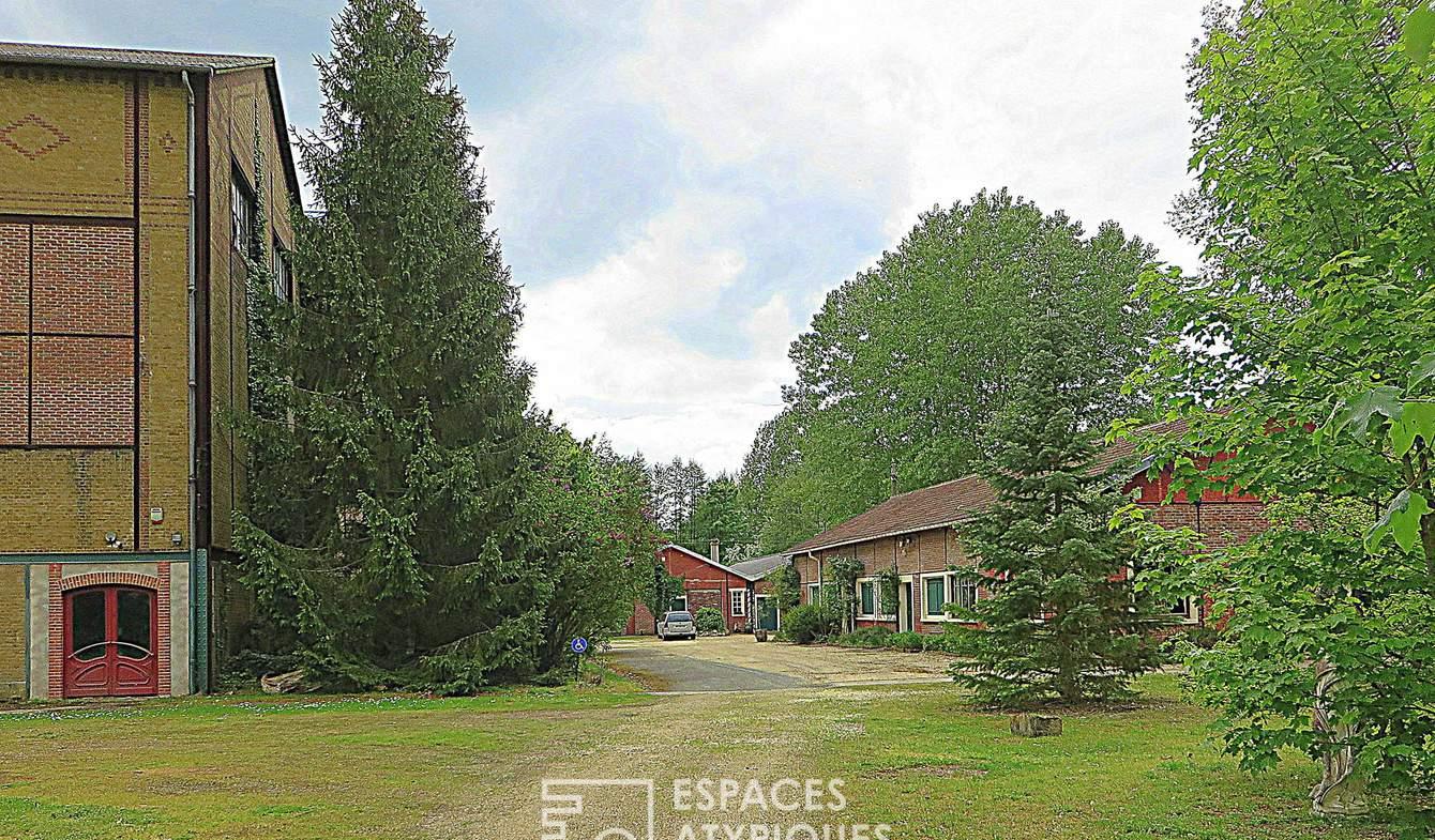 House Tillières-sur-Avre