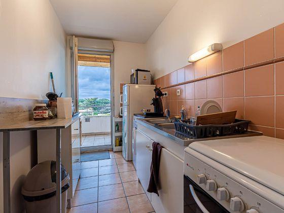 Vente appartement 2 pièces 45,1 m2