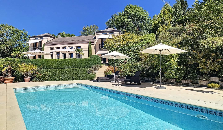 Maison avec piscine et jardin Lutry