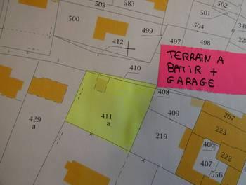 Terrain 826 m2