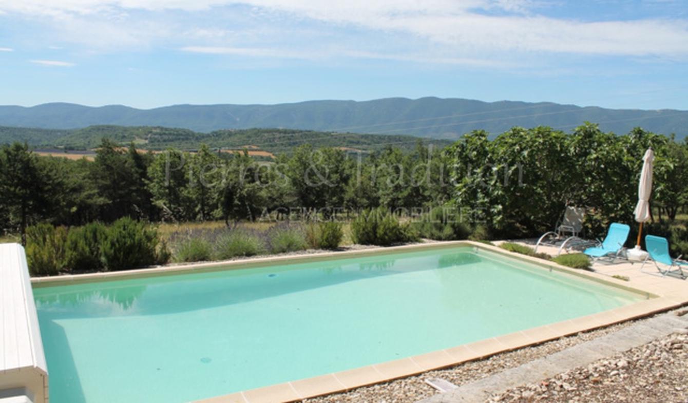 Maison avec piscine Viens
