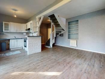 Maison 4 pièces 71,41 m2