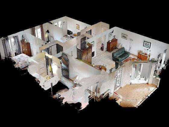 Vente appartement 4 pièces 107,02 m2