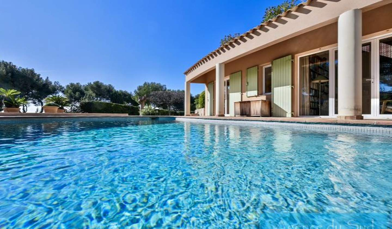 Villa avec piscine et terrasse Cassis