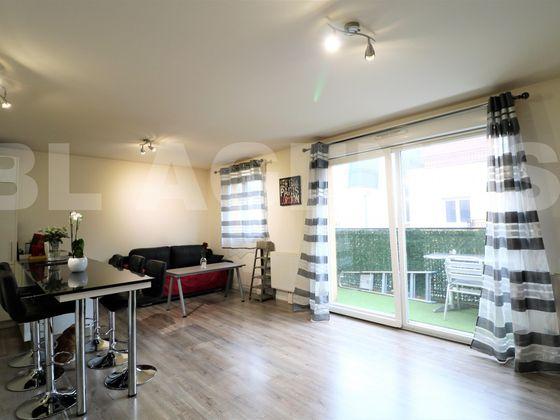 Vente appartement 3 pièces 62,57 m2