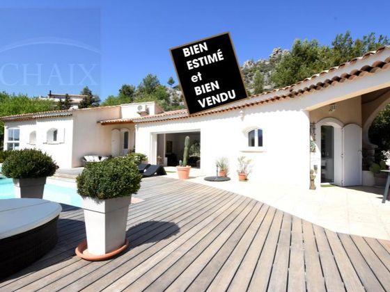 vente Villa 5 pièces 160 m2 Roquevaire