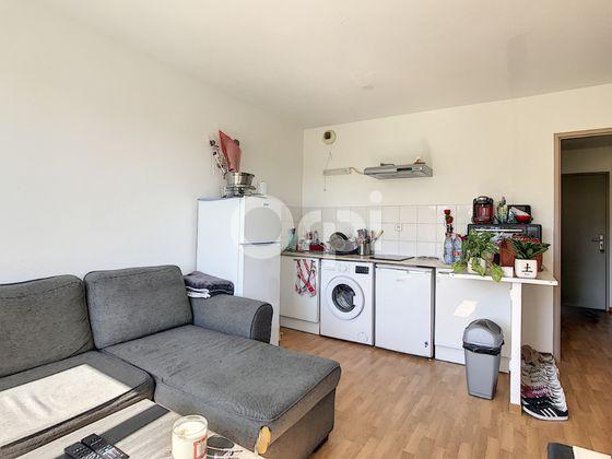 Vente appartement 2 pièces 35,5 m2