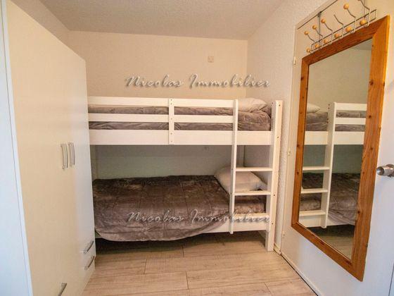 Vente appartement 2 pièces 28,88 m2