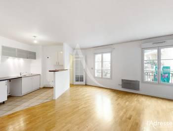 Appartement 2 pièces 48,19 m2