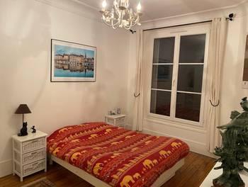 Appartement meublé 4 pièces 87 m2
