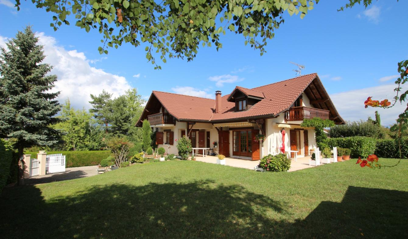 Villa avec terrasse Messery