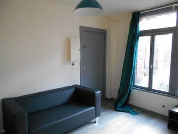 Appartement 2 pièces 24,93 m2