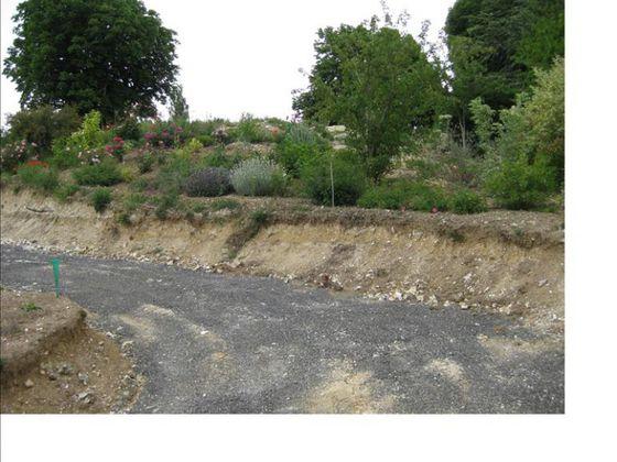 Vente terrain à bâtir 2300 m2