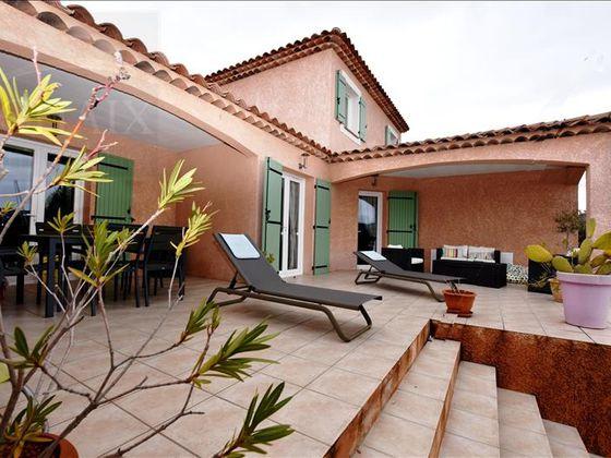 vente Villa 4 pièces 124,29 m2 Aubagne