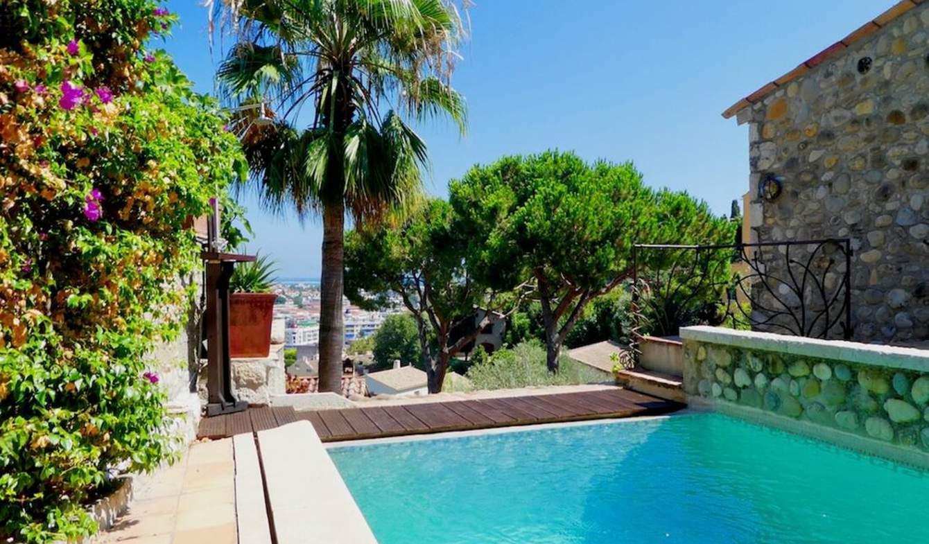 Propriété avec piscine Cagnes-sur-Mer
